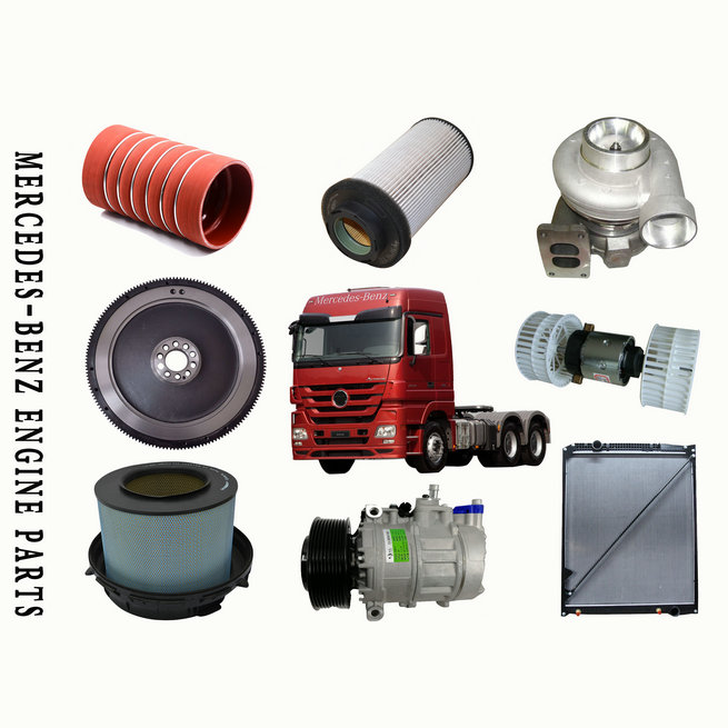 Mercedes Benz truck engine parts hot selling