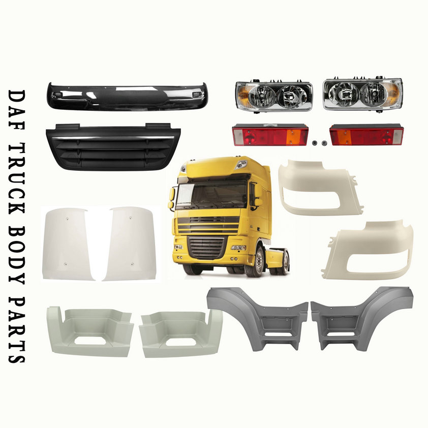 Daf truck body spare parts hot selling